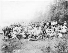 [Congregational Church picnic]