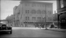 Empress Theatre [S.W. corner of Hastings Street and Gore Avenue]