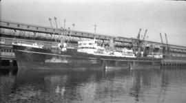S.S. Tahsis [at dock]