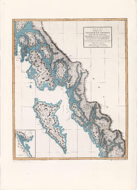 A chart shewing part of the coast of N.W. America