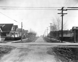 [View of the 500 Block West 19th Avenue looking west from Tupper Street]
