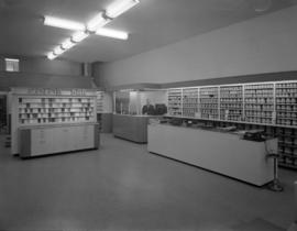 [Interior view of a General Paint store]