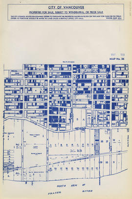 [Manitoba Street to Fifty-seventh Avenue to Prince Albert Street to Fraser River]