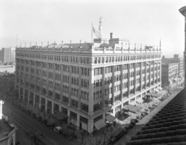 Hudson's Bay Company [store at 674 Granville Street]