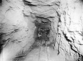 [Sewer tunnel construction at Trout Lake]