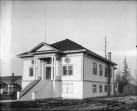 Municipal Hall, Lynn Valley