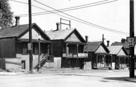 [Residences and London Laundry - 500 block Drake Street]