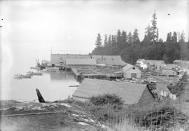 [Great Northern Cannery, West Vancouver]