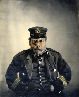 "Chief Warcas, ""The Admiral"""