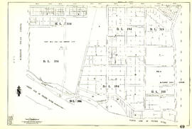 [Sheet 69 : Musqueam Indian Reserve to Macdonald Street and North Arm of the Fraser River to Fort...