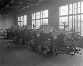 Gregory Tire & Rubber Co. [interior] - Coquitlam Plant