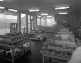[Interior of Hodgson Walsh Wood Products B.C., Ltd.]