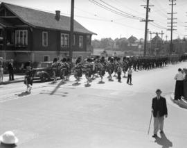 Last Post Association Memorial Service [procession]