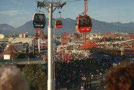 6 [Expo 86 gondola, view]