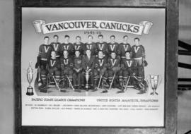 Vancouver Canucks 1945-46