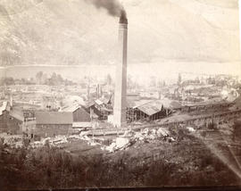 Nelson, shewing [showing] smelter