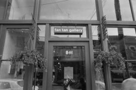 Fan Tan Gallery, Chinatown, Victoria, B.C.