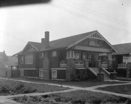 House for J. Gaw, Kitsilano