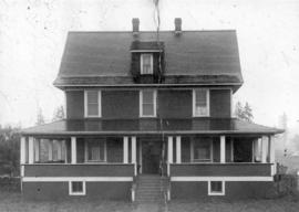 [Exterior of T.F. Fitzpatrick residence - Windermere Street]