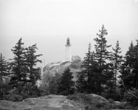 [View of Point Atkinson lighthouse]