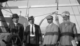 "[""Komagata Maru"" officials]"