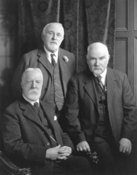 [Henry J. Cambie, Thomas H. White, James H. Kennedy]