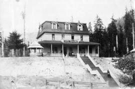 [Exterior of the Hotel Capilano]