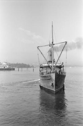 "[S.S. ""Camosun II"" prior to sale]"