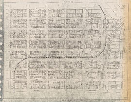 Sheet 27C [Granville Street to 1st Avenue to Arbutus Street to Broadway]