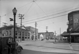 B.C. Electric - [corner of] Union and Main [Streets]