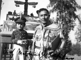 Chief Mathias of Capilano