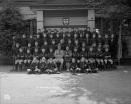 St. George's School Wolf Cub Pack - 1943-1944