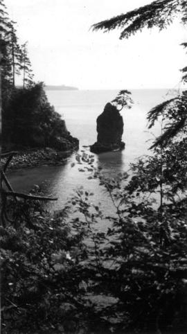View of Siwash Rock