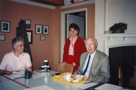 Barbara Neild with Barbara Fraser Tilley and John Ball
