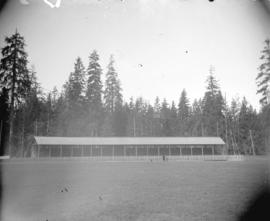 [Grandstand at Brockton Point grounds]