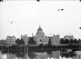 [Parliament Buildings, Victoria, B.C.]