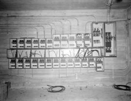 [Electrical circuits in an industrial building]