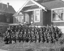 Salvation Army [group photo], Southern B.C. Division Councils - Vancouver B.C. Oct. 15th to 10th ...