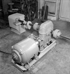 [Radicon motor at Vancouver Engineering Works]