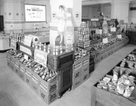 Heinz 57 Display at Hudson's Bay Company Groceteria