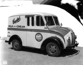Crystal Milk and Cream truck
