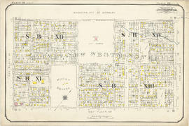 Plate 116 [Second Street to Tenth Avenue to Twelfth Street to Sixth Avenue]