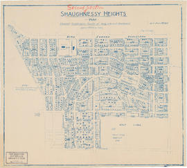 [Second section of] Shaughnessy Heights