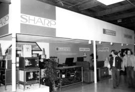 Sharp and Lloyd's Display of household appliances