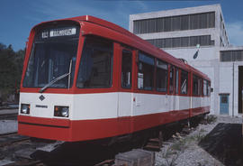 Prototype LRT Vehicle [1 of 11]
