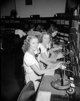 [B.C. Telephone operators]