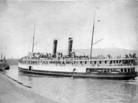 "[Canadian Pacific Navigation Company's S.S. ""Islander""]"