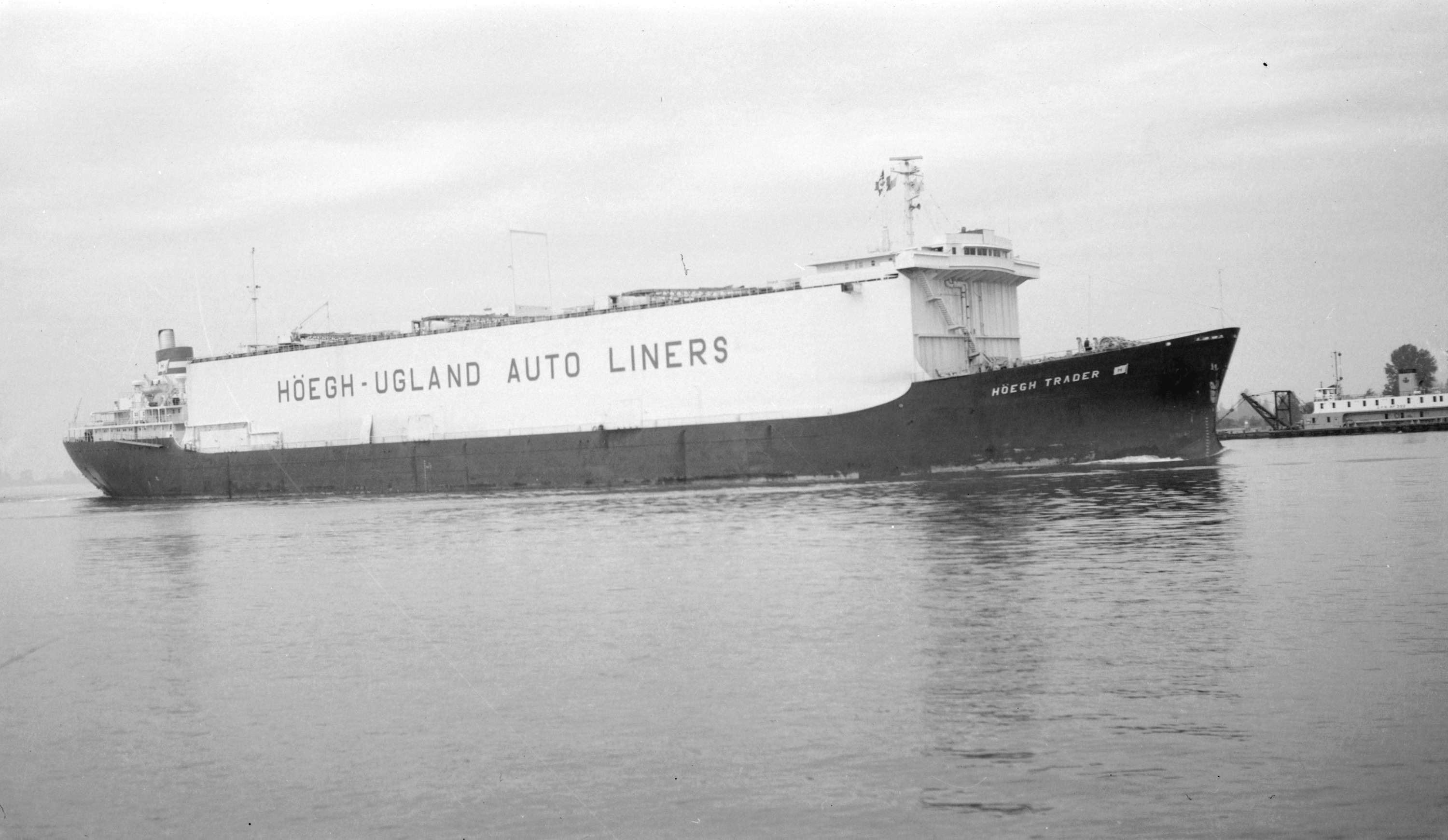 M S  Hoegh Trader - City of Vancouver Archives
