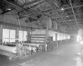 Paper Machine at Pacific Mills, Ocean Falls