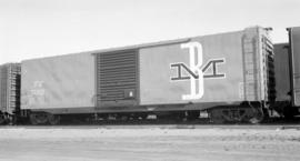 B&M [Boston and Maine Railway Boxcar #77509]